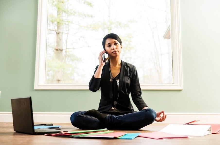 Sophrologie stress en entreprise bienfaits